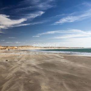 Szeroka plaża - Blog podróżniczy - PIES PUSTYNI