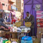 Al-Ujun,uliczki starego miasta