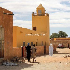 Droga do meczetu - Blog podróżniczy - PIES PUSTYNI