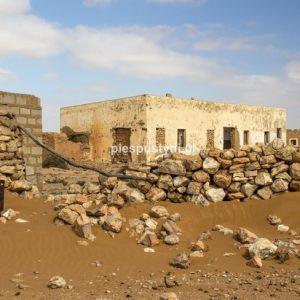 Fort El-Hagunia - Blog podróżniczy - PIES PUSTYNI