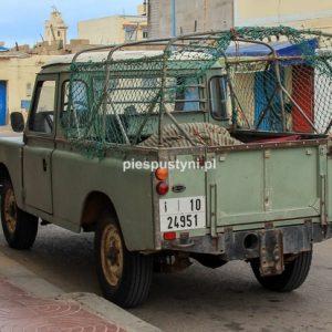 Land Rover Santana - Blog podróżniczy - PIES PUSTYNI