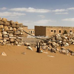 Ruiny fortu El-Hagunia - Blog podróżniczy - PIES PUSTYNI