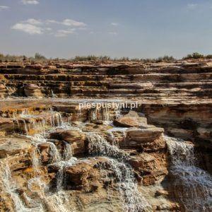 Wodospady Haoui en Naam - Blog podróżniczy - PIES PUSTYNI