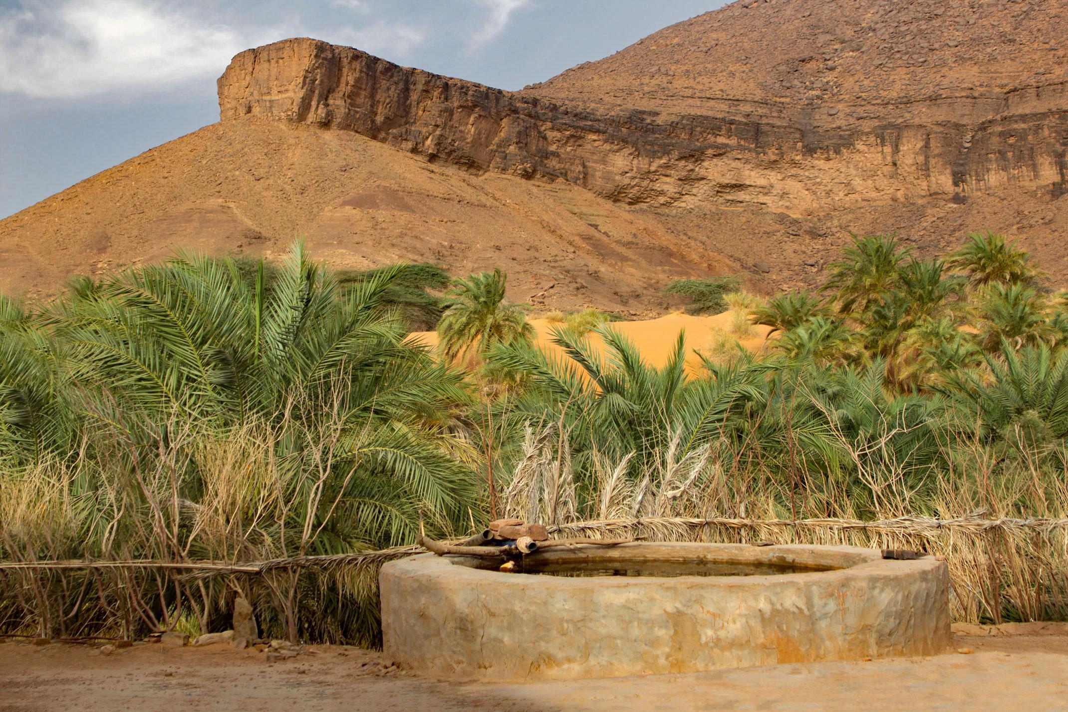 Terjit Mauretania