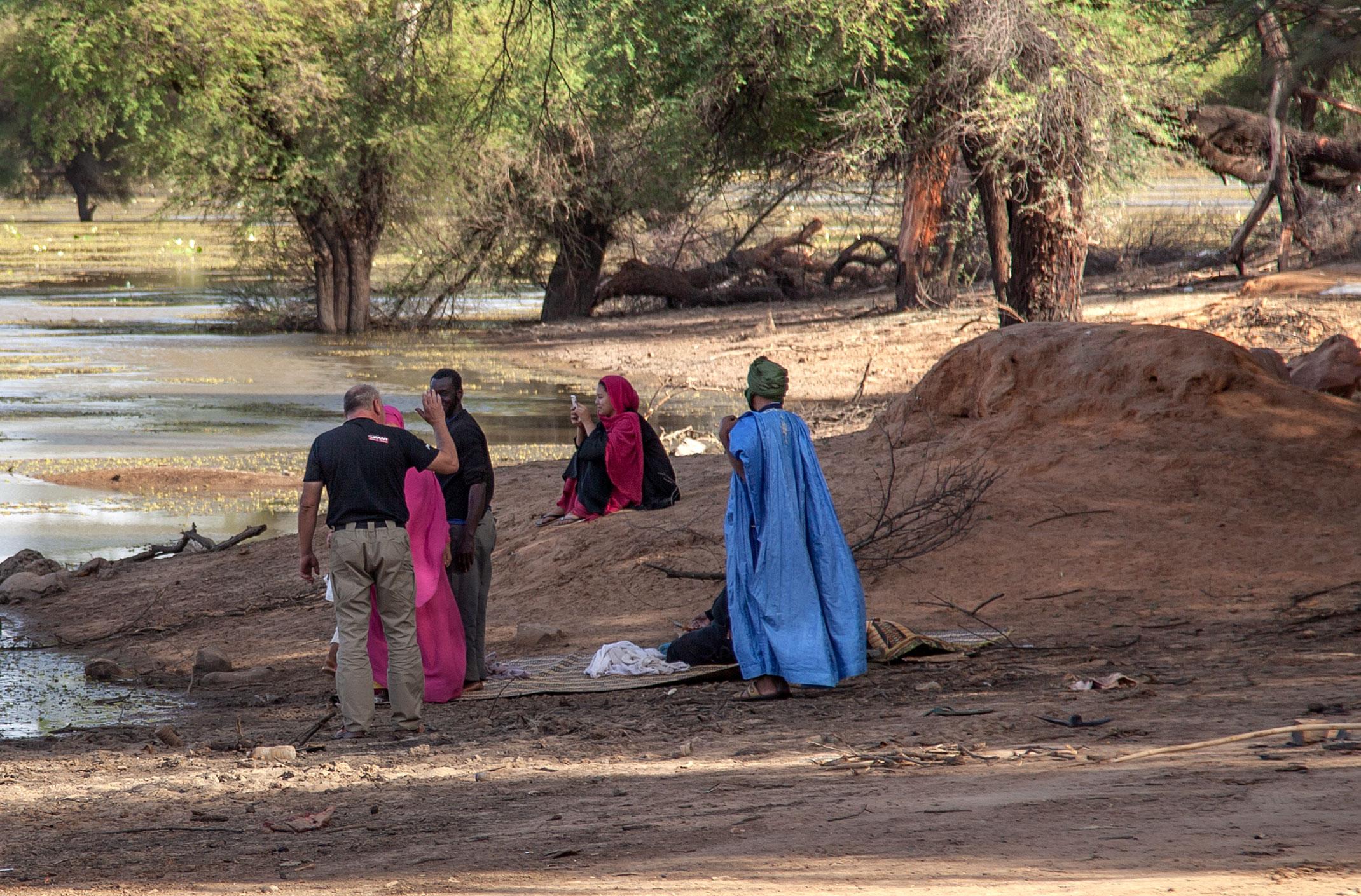 Tamorte Bukari-Mauretania