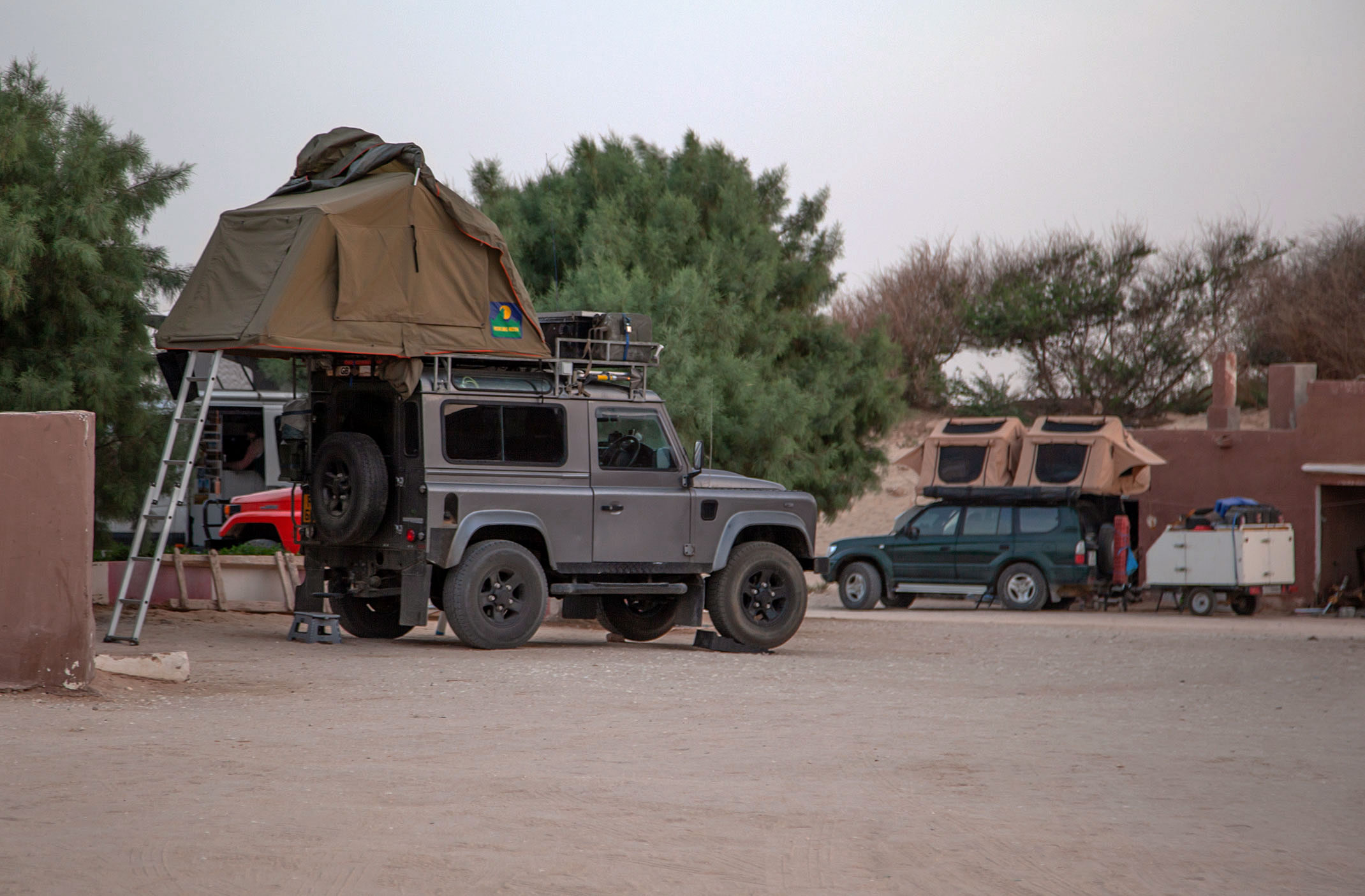 Terjit Vacances Nouakchott