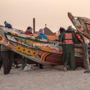 Port rybacki w Nawakszut 12 - Blog podróżniczy - PIES PUSTYNI