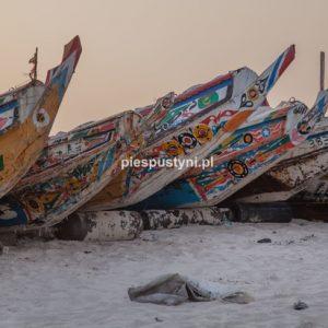 Port rybacki w Nawakszut 2 - Blog podróżniczy - PIES PUSTYNI