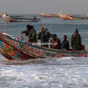Port rybacki w Nawakszut 4 - Blog podróżniczy - PIES PUSTYNI