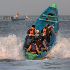 Port rybacki w Nawakszut 5 - Blog podróżniczy - PIES PUSTYNI