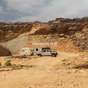 Wādī Sakallīl 3 - Blog podróżniczy - PIES PUSTYNI