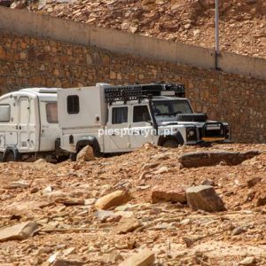 Wādī Sakallīl 4 - Blog podróżniczy - PIES PUSTYNI