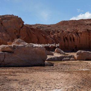 Oued Azinous 1 - Blog podróżniczy - PIES PUSTYNI