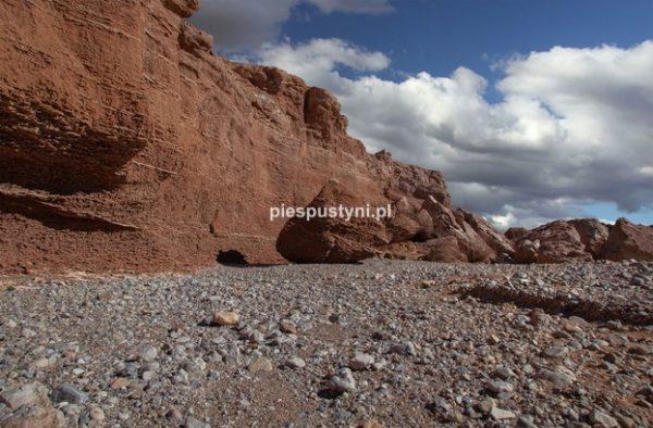 Oued Azinous 2 - Blog podróżniczy - PIES PUSTYNI