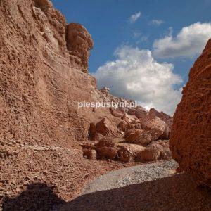 Oued Azinous 3 - Blog podróżniczy - PIES PUSTYNI