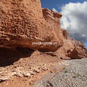 Oued Azinous 7 - Blog podróżniczy - PIES PUSTYNI
