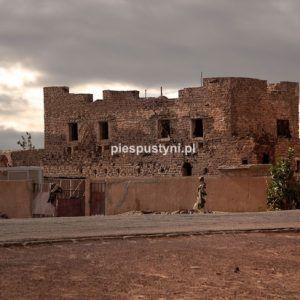 Fort Moudjéria 1 - Blog podróżniczy - PIES PUSTYNI