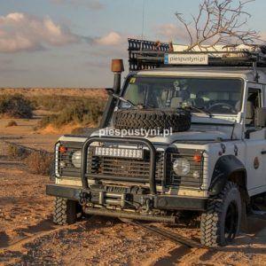 Land Rover Defender 130 – Ups! - Blog podróżniczy - PIES PUSTYNI