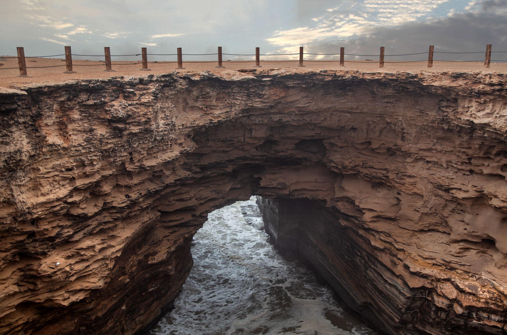 Grotte d'Akhfenir