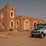 Atar,Mauretania-na trasie Paris Dakar Rally