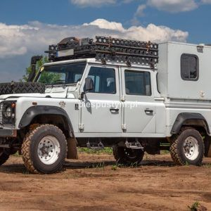 Land Rover Defender 130 - Blog podróżniczy - PIES PUSTYNI